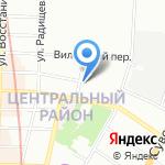 Ас-Стом на карте Санкт-Петербурга