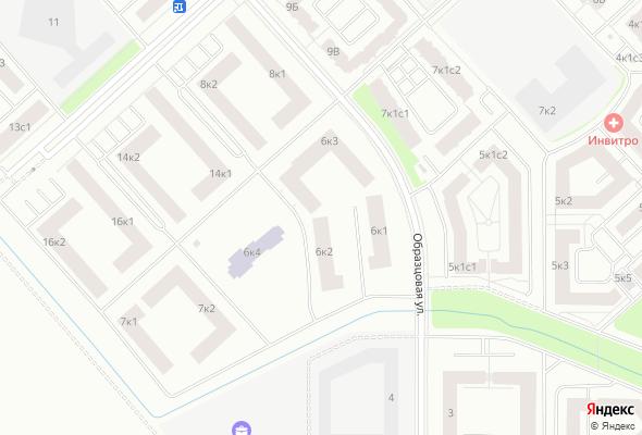 жилой комплекс Образцовый квартал 8