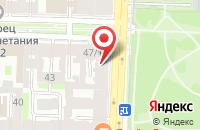 Схема проезда до компании Пожарный Трест-Средства Пожаротушения в Санкт-Петербурге