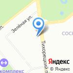 Универсал-Электрик на карте Санкт-Петербурга