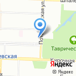 Vinissimo на карте Санкт-Петербурга