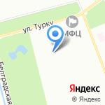 Средняя общеобразовательная школа №311 с углубленным изучением физики на карте Санкт-Петербурга