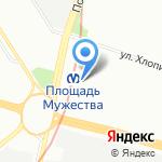 Brow Maker на карте Санкт-Петербурга