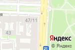 Схема проезда до компании СЕВЕРО-ЗАПАДНЫЙ ЦЕНТР СУДЕБНЫХ ЭКСПЕРТИЗ, АНО в Санкт-Петербурге
