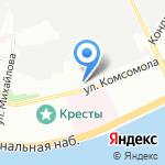 Спарк на карте Санкт-Петербурга