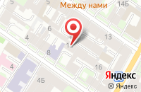 Схема проезда до компании О-Рэндж в Санкт-Петербурге