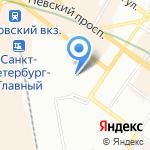 Таможенно-Логистический Оператор на карте Санкт-Петербурга