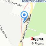 РЕОМ на карте Санкт-Петербурга