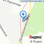 БАЗИС на карте Санкт-Петербурга