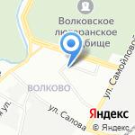 Интерпрод на карте Санкт-Петербурга