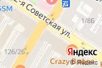 Схема проезда до компании Согласие-Консалт в Санкт-Петербурге