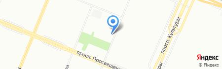 Транс-М на карте Санкт-Петербурга