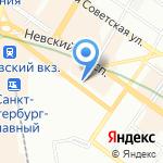Рами на карте Санкт-Петербурга