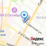 БалтИнжиниринг на карте Санкт-Петербурга