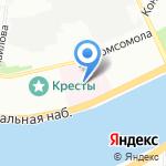 Областная детская клиническая больница на карте Санкт-Петербурга