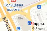 Схема проезда до компании ModnaKasta в