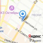 АГС Консалтинг на карте Санкт-Петербурга