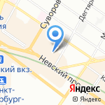 Bioshops на карте Санкт-Петербурга