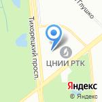 Центр лазерных технологий на карте Санкт-Петербурга