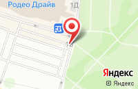Схема проезда до компании Qiwi в Лобаново