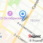 Cat`s на карте Санкт-Петербурга