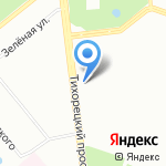 Магазин кухонной утвари на карте Санкт-Петербурга