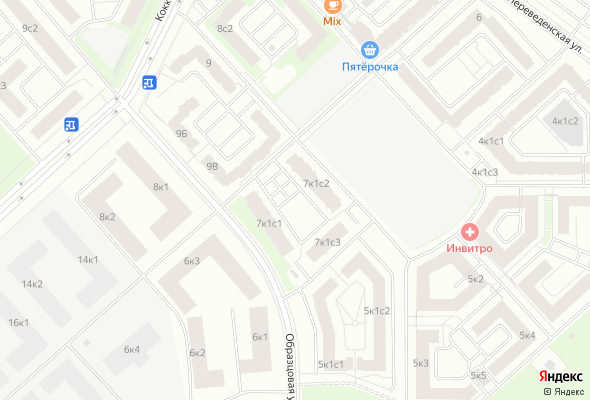 купить квартиру в ЖК Образцовый квартал 3