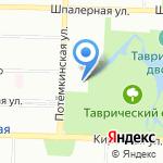 Ленинград Центр на карте Санкт-Петербурга