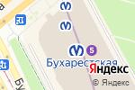 Схема проезда до компании Билайн в Санкт-Петербурге