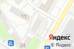 Схема проезда до компании Дипломат в Санкт-Петербурге