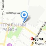 Детский сад №87 на карте Санкт-Петербурга