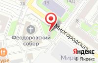 Схема проезда до компании Северо-Западный Дивизион в Санкт-Петербурге