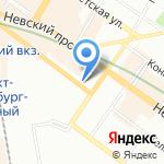 Boutique №5 на карте Санкт-Петербурга