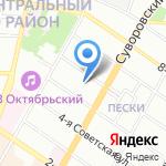 ReMarka на карте Санкт-Петербурга