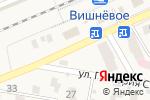 Схема проезда до компании Кафе в Вишневе