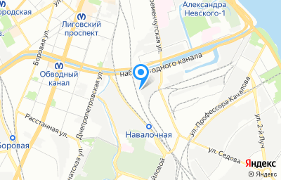 Местоположение на карте пункта техосмотра по адресу г Санкт-Петербург, ш Глухоозёрское, д 1 к 6 литер а