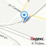 Торговое оборудование на карте Санкт-Петербурга