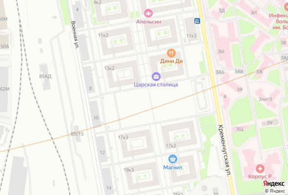 жилой комплекс Царская столица