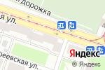 Схема проезда до компании Как дома в Санкт-Петербурге