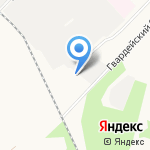 Рострак на карте Санкт-Петербурга
