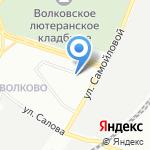 Техстрой плюс на карте Санкт-Петербурга