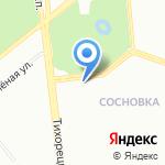 Магазин фиксированных цен на карте Санкт-Петербурга
