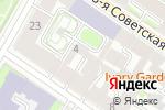 Схема проезда до компании Астра в Санкт-Петербурге