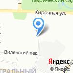 Автоспецтехника на карте Санкт-Петербурга