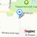Констанция Санкт-Петербург на карте Санкт-Петербурга