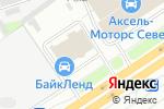 Схема проезда до компании Hugga Food в Санкт-Петербурге