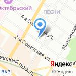 Финансовый университет при Правительстве РФ на карте Санкт-Петербурга
