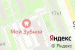 Схема проезда до компании ОКНА В ДОМЕ в Санкт-Петербурге