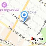 МТД на карте Санкт-Петербурга