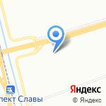 Такси Престиж СПб на карте Санкт-Петербурга